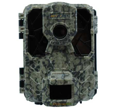"Front View of Spypoint Force Dark Trail Camera width=""450"" height=""420"""