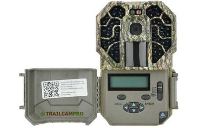 Open view of Stealth Cam G45NGX Trail camera