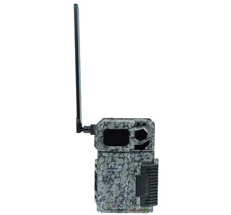 "Front view of Spypoint Link Micro AT&T Cellular Trail camera width=""450"" height=""420"""
