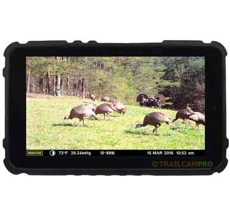 Moultrie Field Tablet Viewer