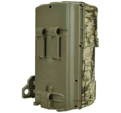 Back view of Moultrie Panoramic 120i Trail Camera