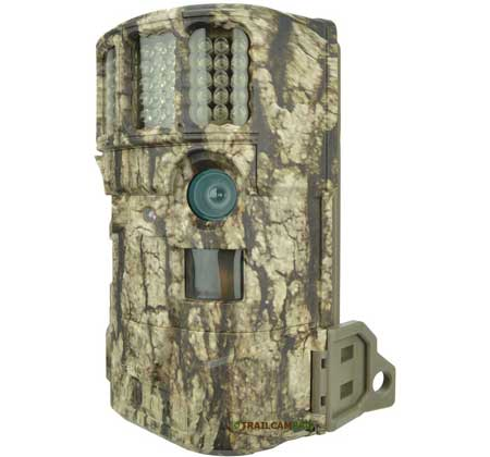 Side view of Moultrie Panoramic 120i Trail Camera
