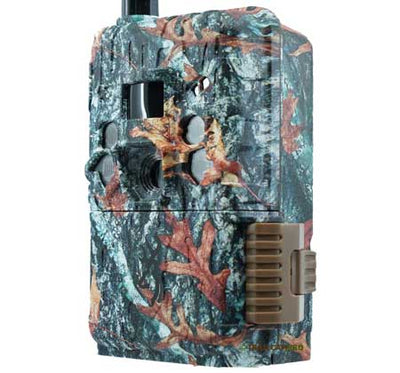 "Browning defender pro scout cellular trail camera side view width=""450"" height=""420"""