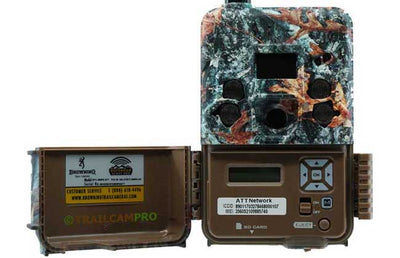 "Browning defender pro scout cellular trail camera open view height=""450"" width=""420"""