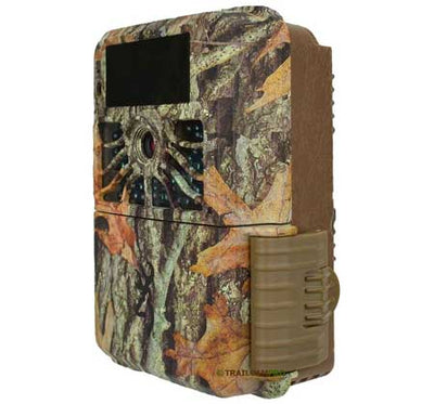 side view of the browning recon force 4k trail camera