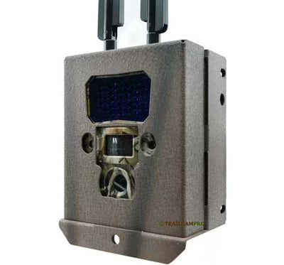 "Ridgetec lookout trail camera security case side view width=""450"" height=""420"""