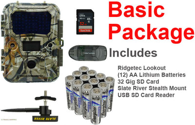 "Ridgetec lookout cellular trail camera basic package width=""650"" height=""420"""