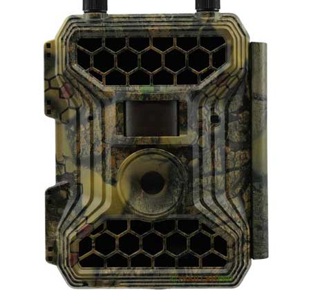 "Snyper commander trail camera front view width=""450"" height=""420"""