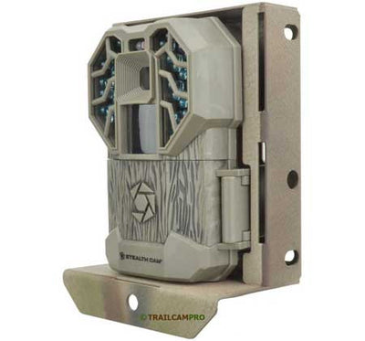 Side View of Stealth Cam Security Case