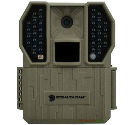 Invisible flash trail cameras
