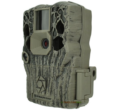 Side view of the Stealth Cam XV4 Trail Camera