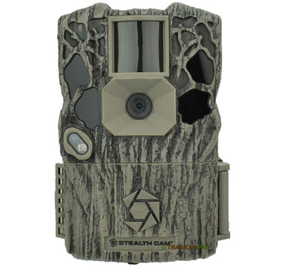 Front view of the Stealth Cam XV4 Trail Camera