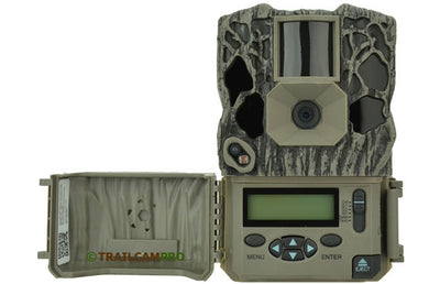 Open view of the Stealth Cam XV4 Trail Camera