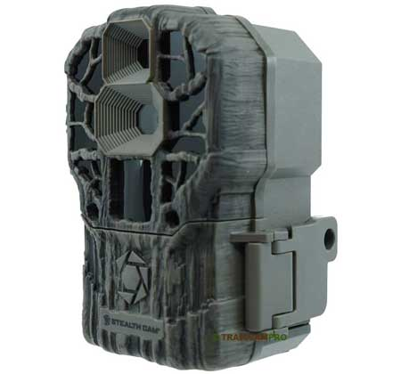 Side View of Stealth Cam DS4K Max Trail Camera