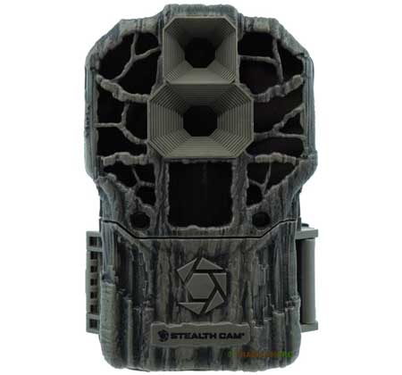 Front View of Stealth Cam DS4K Max Trail Camera