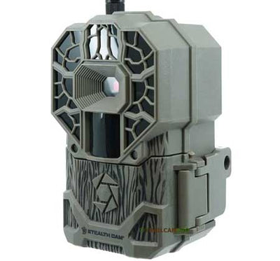 Side view STEALTH CAM WXV (VERIZON)