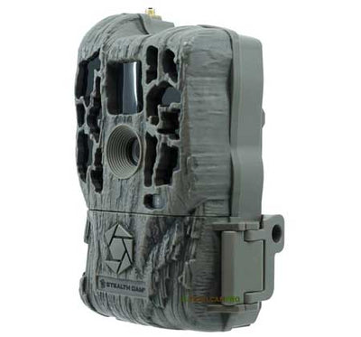 Side view of the Stealth Cam FLX WiFi camera