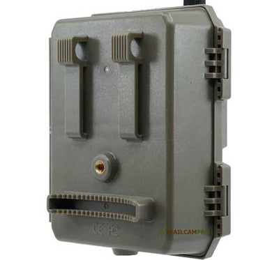 "Tactacam reveal cellular trail camera back view width=""450"" height=""420"""