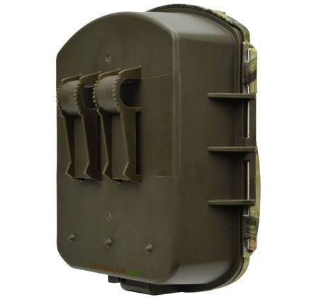 Covert outlook wide angle lens trail camera