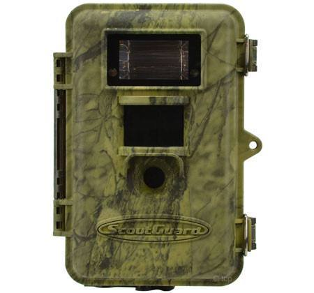 Incandescent HCO trail camera