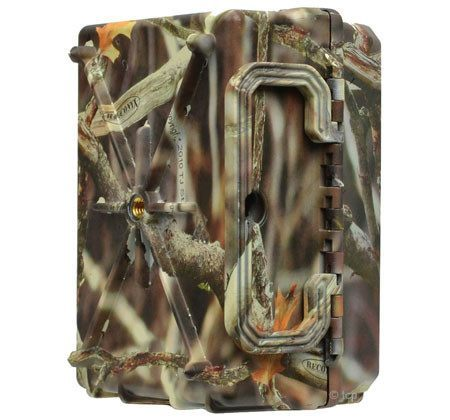 Reconyx HC500 red glow infrared game camera