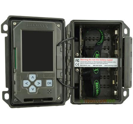 Trail camera with viewer Reconyx WR6
