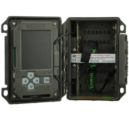 Reconyx XR6 built in viewer