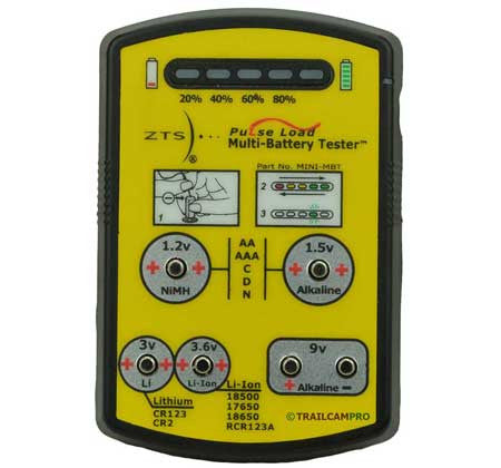 ZTS Battery Tester