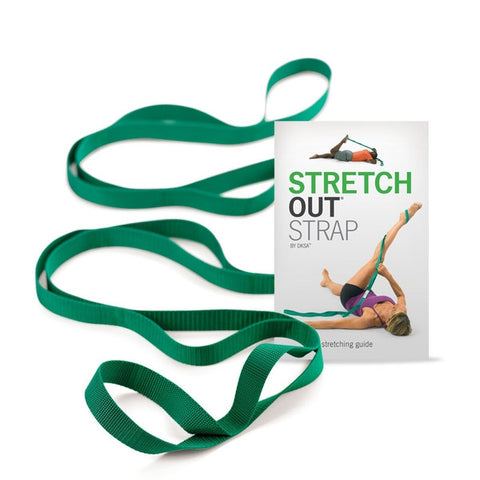 Stretch Out Strap with Exercise Booklet