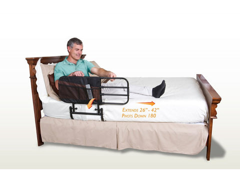 EZ Adjust Bed Rail - Half & Full Size Bed Rail