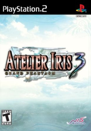 Atelier Iris 3 - PlayStation 2