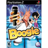 Boogie (Includes Microphone) - PlayStation 2 (Bundle)