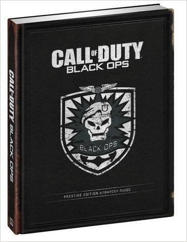 Call of Duty: Black Ops Limited Edition Hardcover