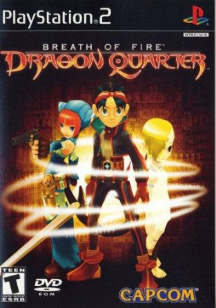 Breath of Fire: Dragon Quarter - PlayStation 2