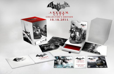 Batman: Arkham City - Collector's Edition, Playstation 3