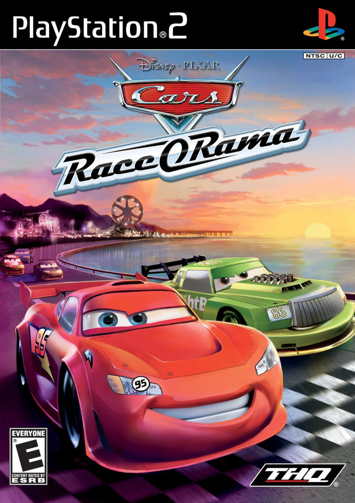 Cars Race O Rama - PlayStation 2