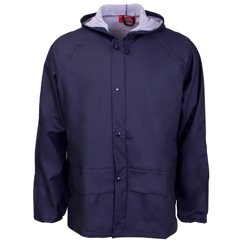 Supertouch Storm-Flex PU Jacket - Navy - Worklayers