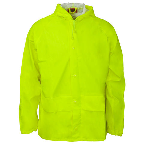 Supertouch Storm-Flex PU Jacket - Yellow - Worklayers