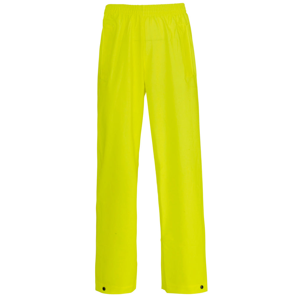 Supertouch Storm-Flex PU Trouser - Yellow - Worklayers