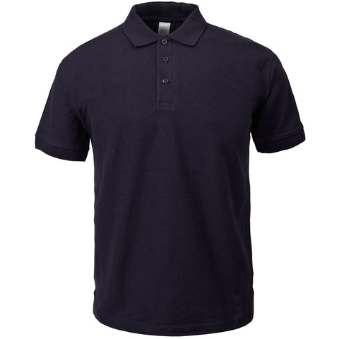 Classic Polo Shirt Supertouch - Black - Worklayers