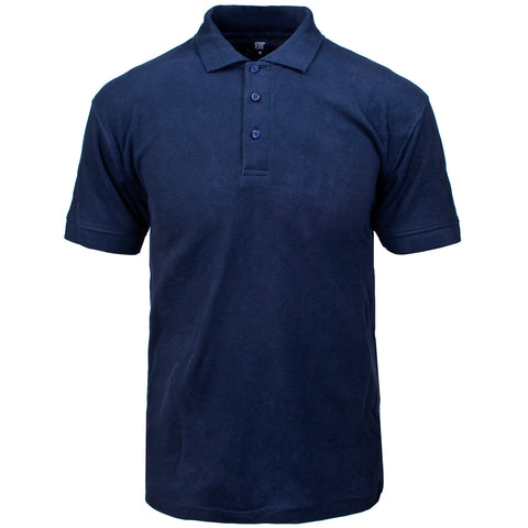 Classic Polo Shirt Supertouch - Navy - Worklayers
