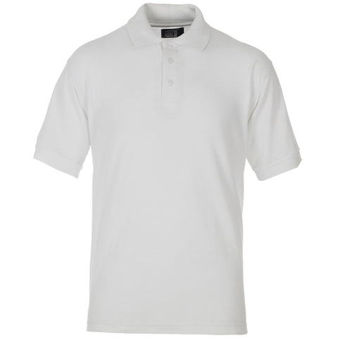 Classic Polo Shirt Supertouch - White - Worklayers