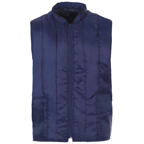 Supertouch Sleeveless Bodywarmer - Navy - Worklayers