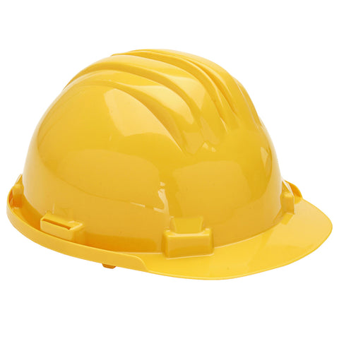 Supertouch Safety Helmet ST-50 - Yellow - Worklayers
