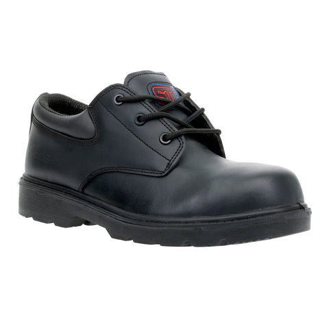 Metal Free Safety Shoes - Supertouch Dax Lite Shoes