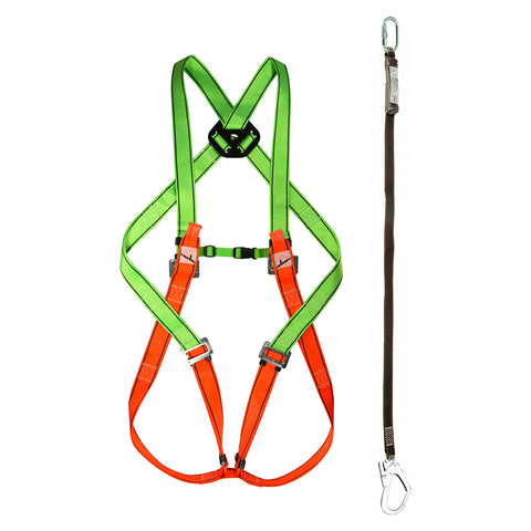 Safety Harness with Scaffold Hook - Worklayers