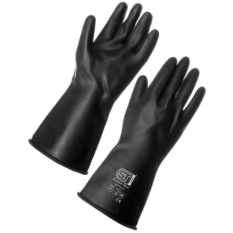 Chemical Resistant Gloves Prochem (30cm) - Worklayers.co.uk