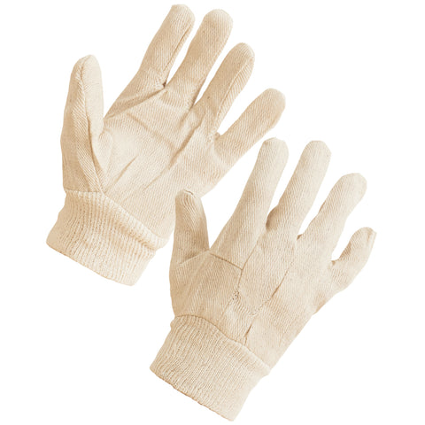 Cotton Gloves Drill (8oz) - Worklayers.co.uk