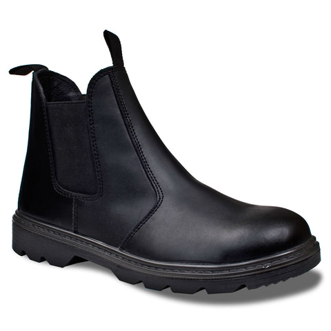Dealer Safety Boots (S1P SRC) - Worklayers.co.uk