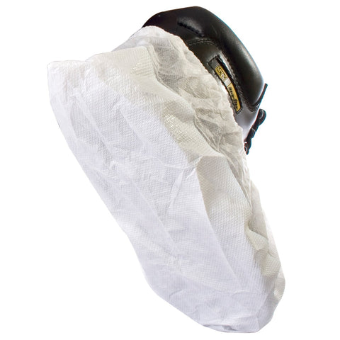 Disposable Cpe Pp Overshoes Deluxe Overshoes